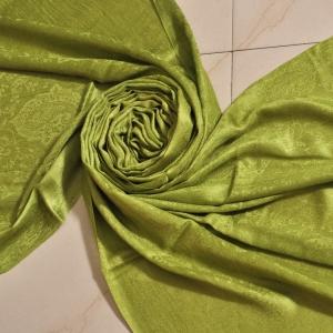 Self Jacquard- Green