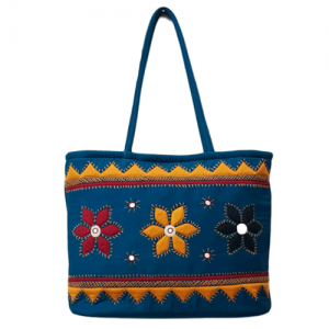 Classical Firozi bag with attractive design