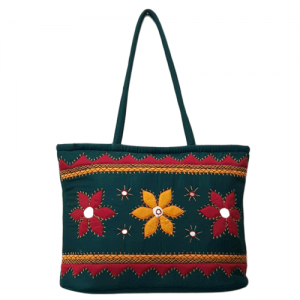 Navy Blue bag with attractive design