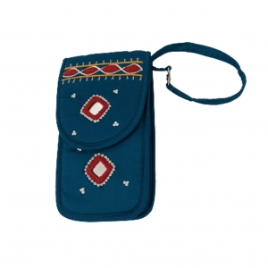 Cell Phone Pouch Shoulder String - Rama G