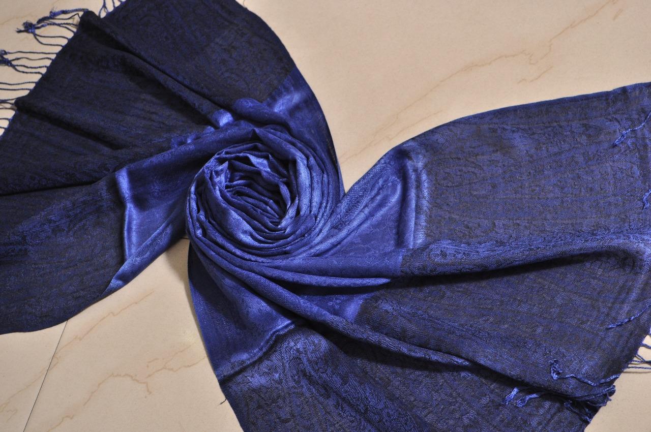 Self Border - Dark Blue